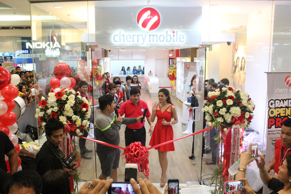 Kim Chiu Joins Cherry Mobile for a Grand 3-Day Sale