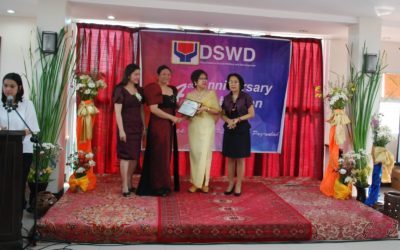 Cherry Mobile CSR Received Recognition and Award from Various Government and Private Agencies