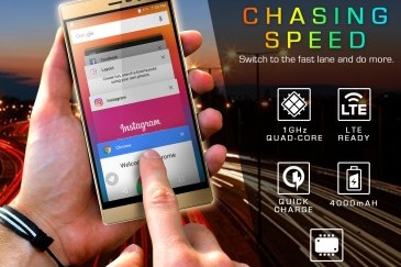 Chasing Speed: Be Fast and Do More with Cherry Mobile ZOOM