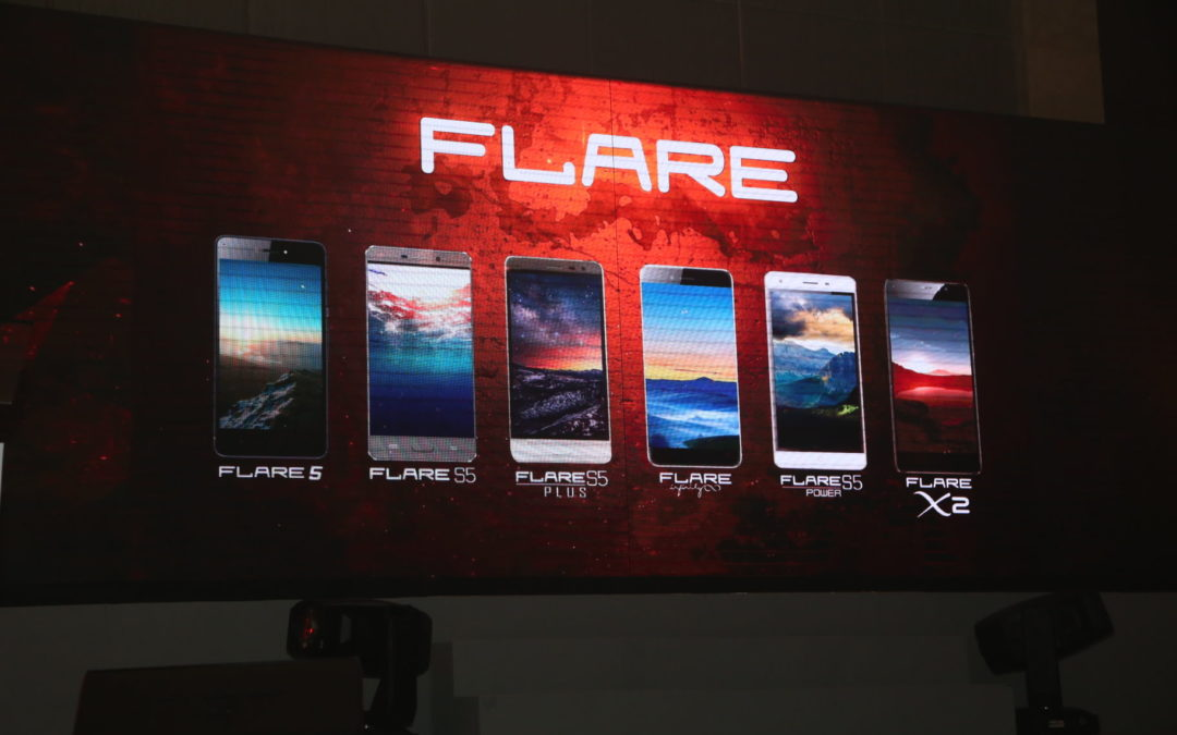 Cherry Mobile Launches New Premium Flare Series