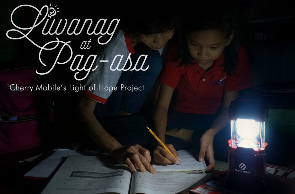 "Cherry Mobile's ""Cosmic Light of Hope"" Project Illuminated Thousands of Households in PH"
