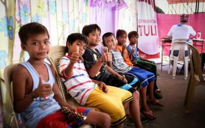 Operation Tuli 2015: Making Milestones Memorable for Beneficiaries