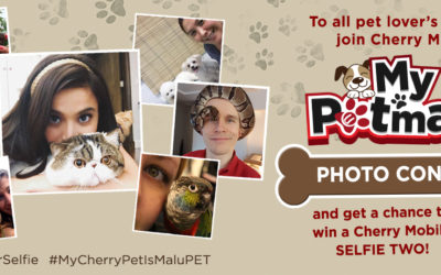 """Win a Selfie Two with Cherry Mobile's """"My PETmalu"""" Photo Contest"""