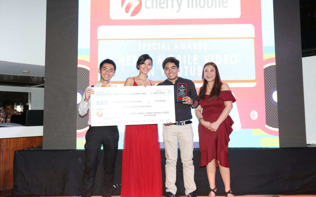 #CherryficThrowback: A look back on Cherry Mobile's Media and Bloggers' Night 2017