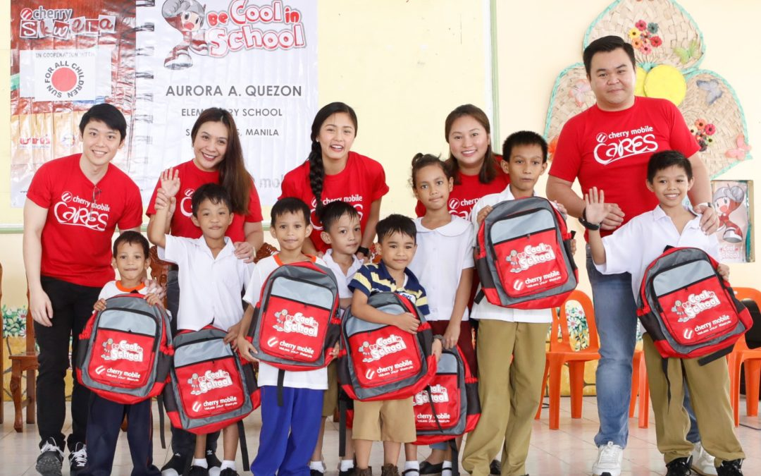 We reach further to help kids stay in school