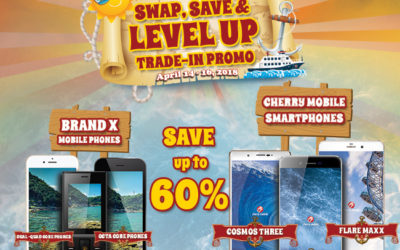 Swap, Save, and Level-up this summer!