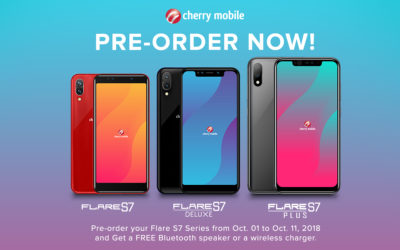 Get your first dibs on Cherry Mobile's Most Brilliant Series Yet!  Brilliance In You