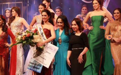 First Miss Cherry Mobile crowned as Miss Manila 2018
