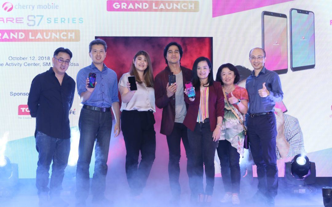Unleash the Brilliance in You: Cherry Mobile Unveils New Flare S7 Series