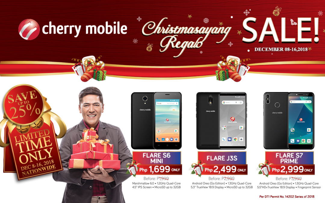 ChristMASAYANG Regalo SALE!