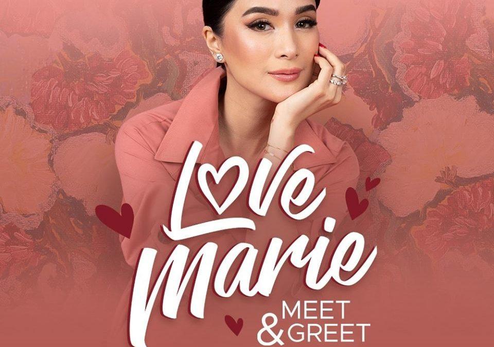 Love Marie Meet & Greet Event