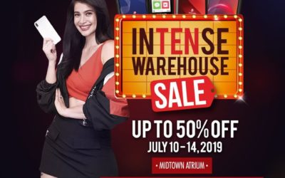 InTENse Warehouse Sale