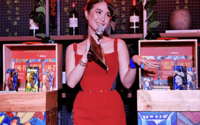 ●	Love Marie Collection by Cherry with Heart Evangelista Launch