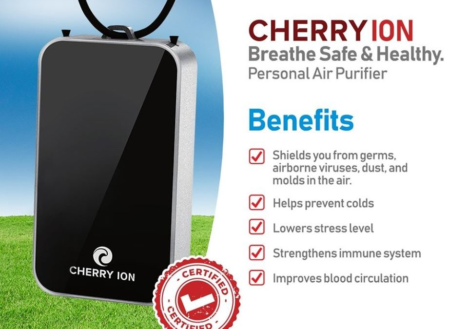 THE NEW NORMAL  MUST-HAVE: CHERRY ION